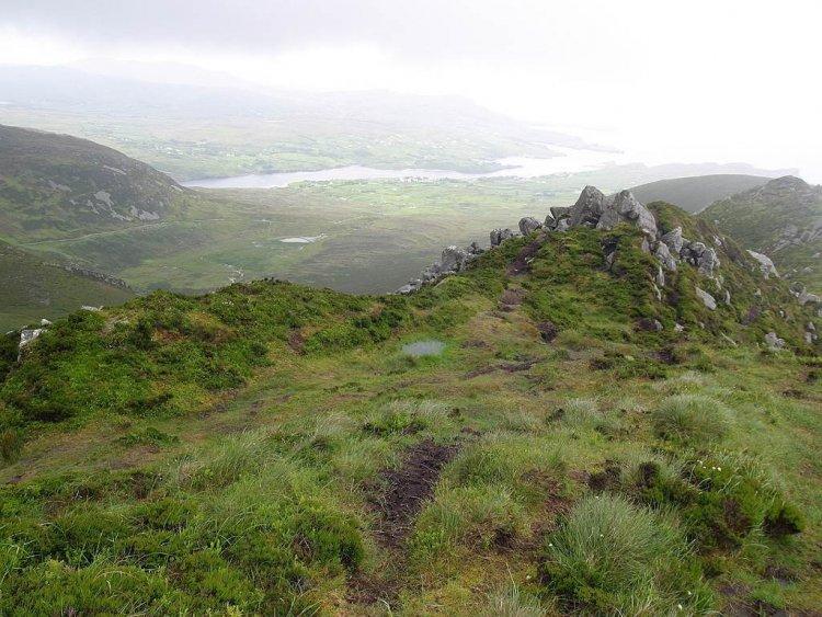 Distant Cliffs
