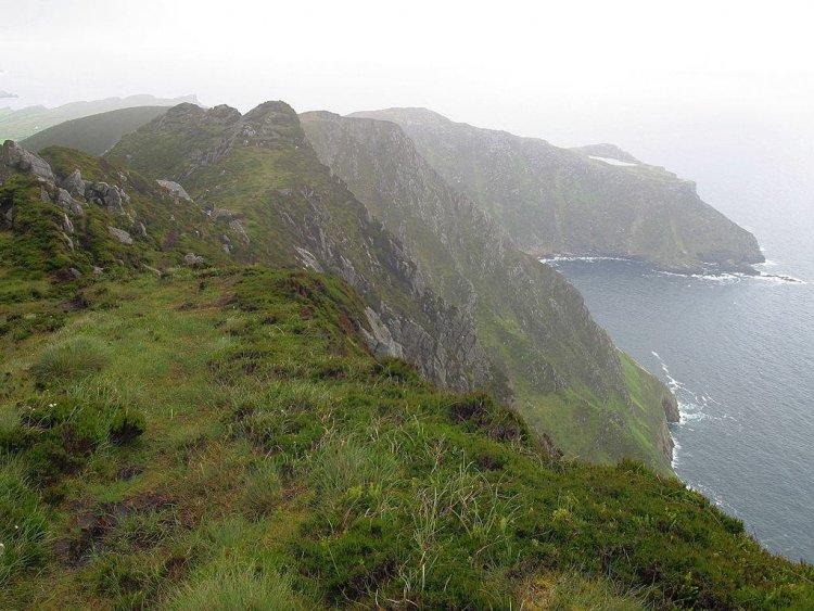 Donegal Cliffs