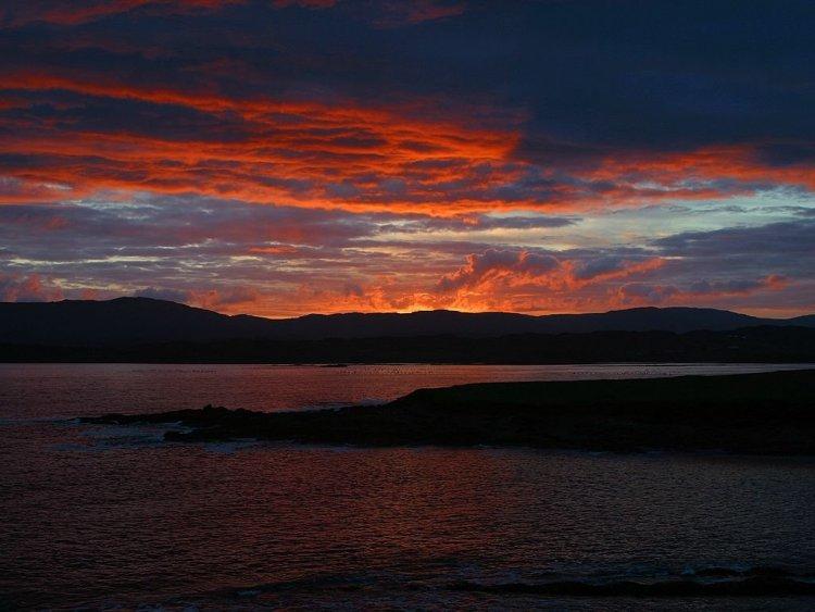 An Irish Sunset
