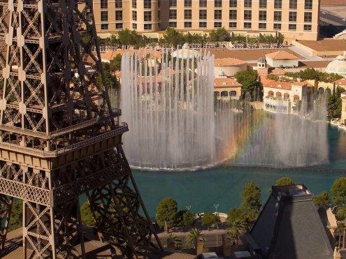 Bellagio From Paris