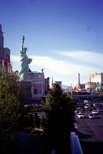 Statue of Liberty Las Vegas