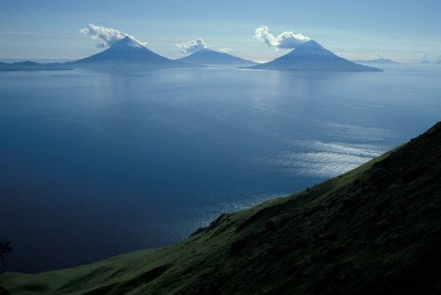 Islands of Four Mountains